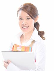 管理栄養士の岡田明子